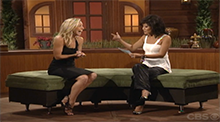 Big Brother All Stars - Alison and Julie Chen