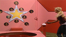 Big Brother All Stars - Janelle wins the Power of Veto
