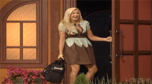 Big Brother All Stars - Janelle is evicted - 3rd place