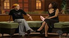 Big Brother All Stars - Nakomis and Julie Chen
