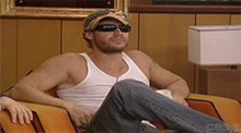 Big Brother All Stars - Jase replacement nominee