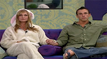 Big Brother 8 - Kail and Eric