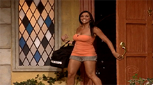 Big Brother 8 - Jen is evicted