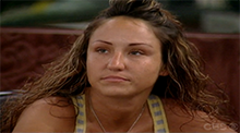 Big Brother 8 - Amber nominated