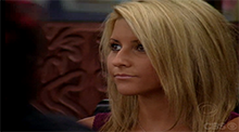 Big Brother 8 - Jessica is nominated