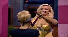 Big Brother 8 - Dani wins the Power of Veto - Janelle