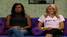 Big Brother 8 - Jessica is evicted