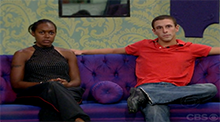 Big Brother 8 - Eric Stein is evicted