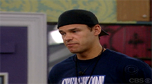 Big Brother 8 - Zach HoH