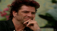 Big Brother 8 - Dick Donato nominated