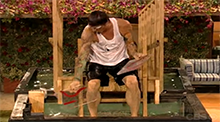 Big Brother 8 - Final HoH competition - Dick