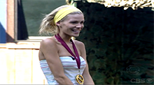 Big Brother 8 - Daniele won the Power of Veto