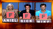 Big Brother 8 - Dick Donato wins HoH