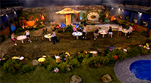 Big Brother 8 - HoH Competition - Mushroom Madness