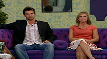 Big Brother 8 - Mike evicted