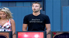 Big Brother 8 - Dustin wins HoH