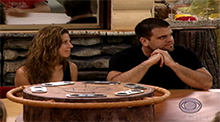 Allison and Ryan Big Brother 9