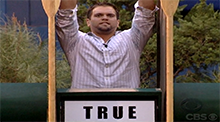 Ryan Quicksall wins HoH Big Brother 9