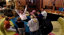 James Zinkland returns Big Brother 9