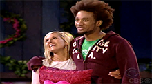 Jen and Parker Big Brother 9