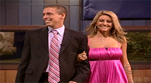 Eric and Jessica Big Brother 9