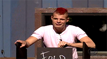 James Zinkland Big Brother 9