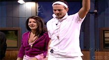Amanda and Alex win HoH Big Brother 9